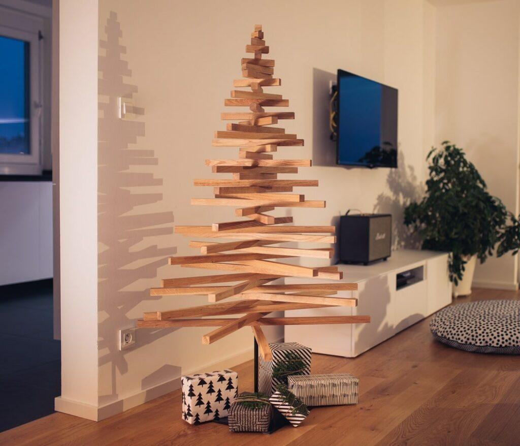 kerstboom hout kopen