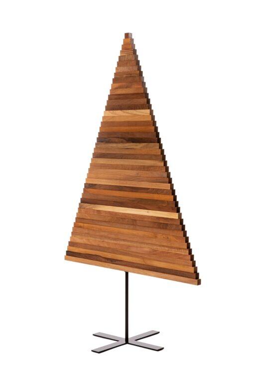 houten kerstboom intratuin
