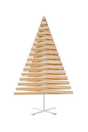 kerstbomen hout