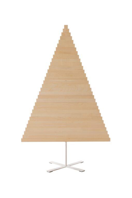kerstbomen van hout